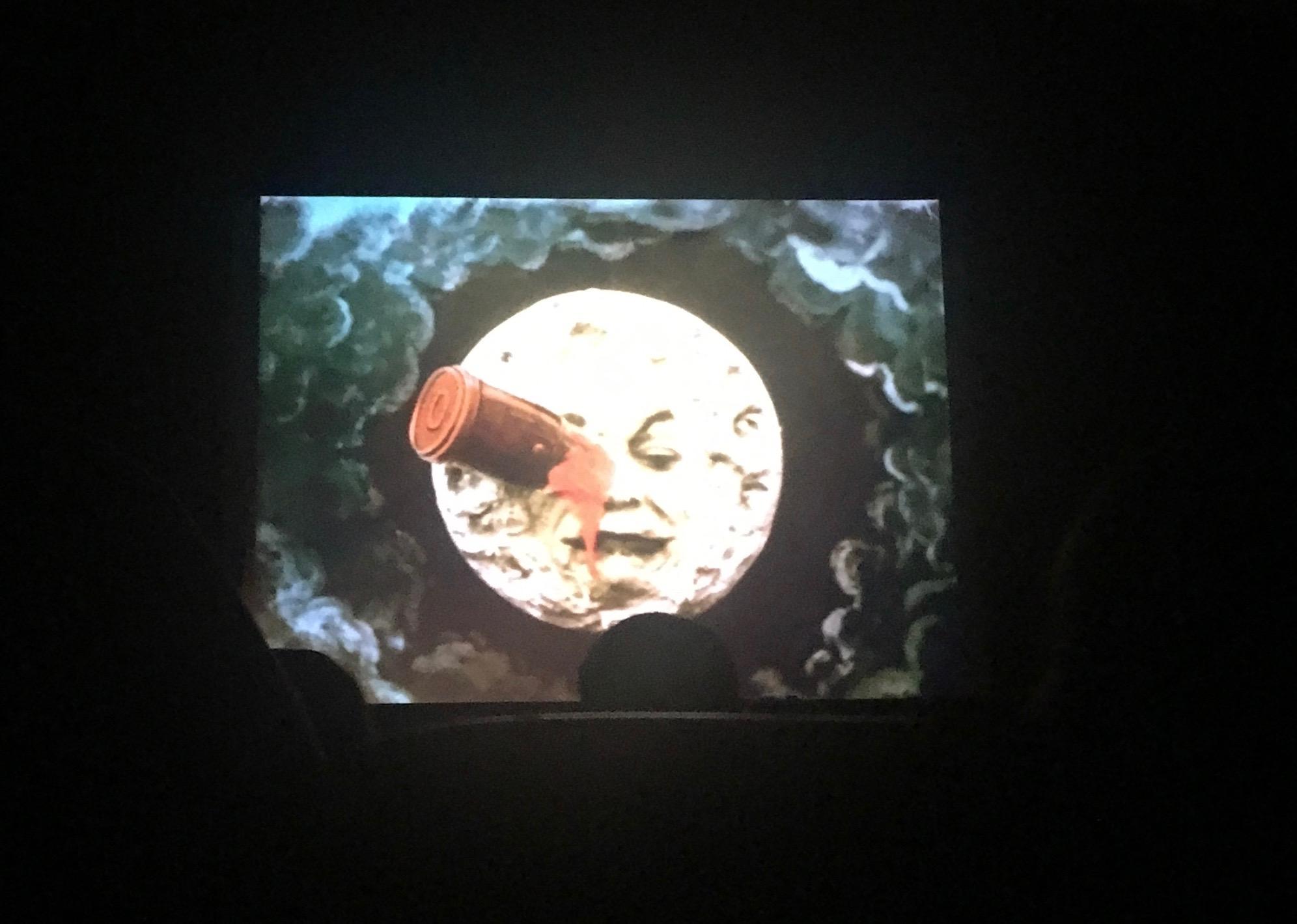 Cesta na měsíc Mélièse