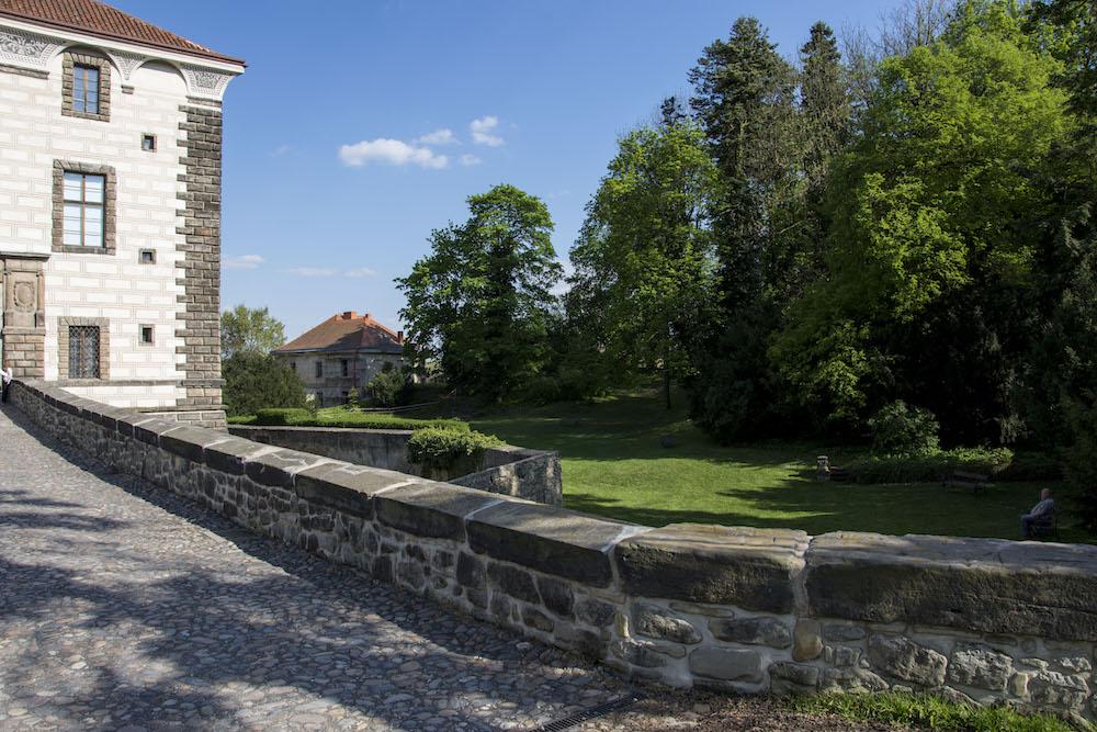 Zámecký park Nelahozeves
